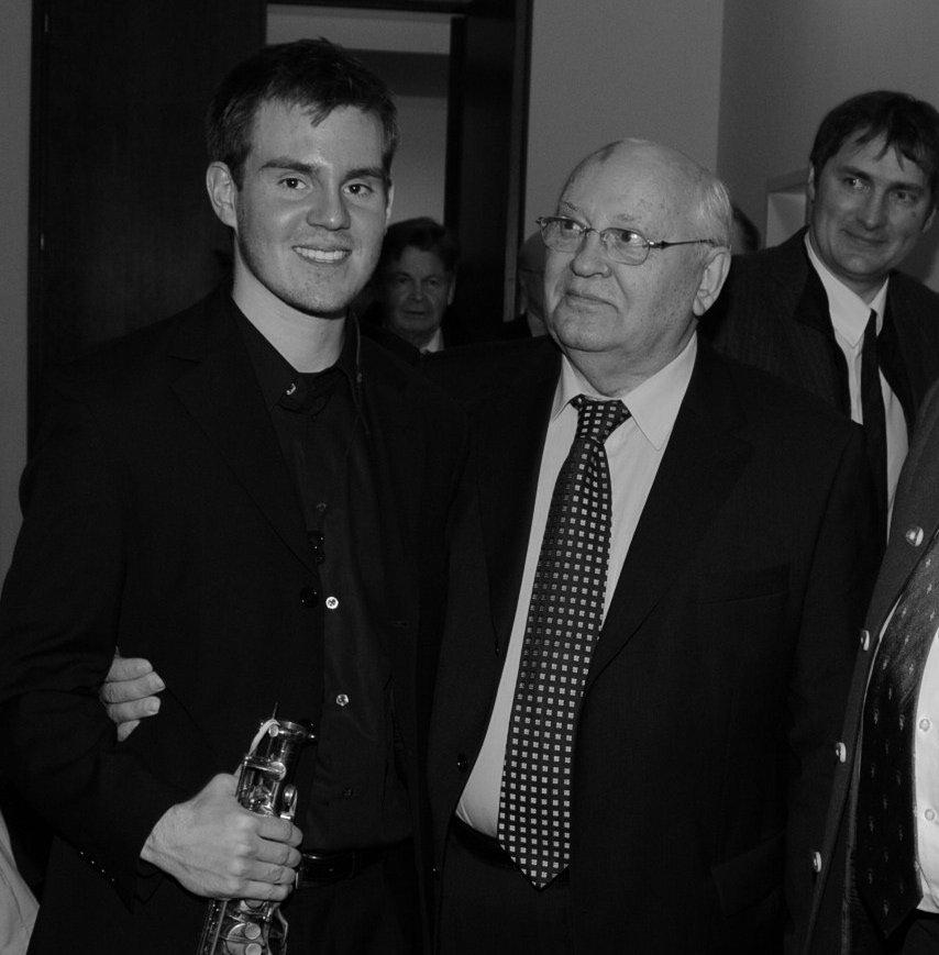 Hochschule für Musik und Theater München,Veranstaltung zu Ehren von Michail Gorbatschow