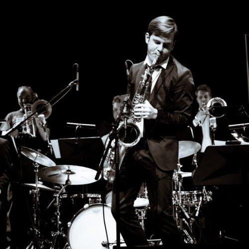 """Jazzfest Berlin 2013 mit der """"Monika Roscher Big Band"""""""